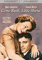 Cover image for Come back, little Sheba [videorecording DVD]