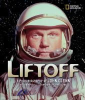 Cover image for Liftoff : a photobiography of John Glenn