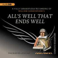Cover image for William Shakespeare's All's well that ends well
