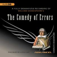 Cover image for William Shakespeare's The comedy of errors