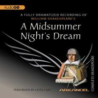 Cover image for William Shakespeare's A midsummer night's dream