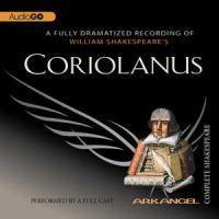 Cover image for William Shakespeare's Coriolanus