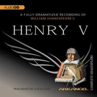 Cover image for William Shakespeare's Henry V