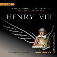 Cover image for William Shakespeare's Henry VIII