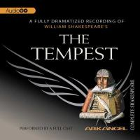 Cover image for William Shakespeare's The tempest