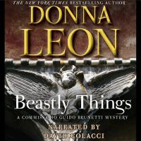Cover image for Beastly things. bk. 21