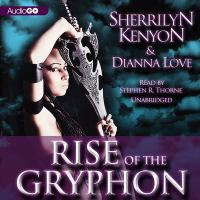 Cover image for Rise of the gryphon Belador Series, Book 4.