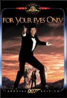 Cover image for For your eyes only James Bond 007 series