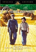 Cover image for Of mice and men (starring Gary Sinise)