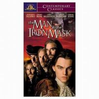 Cover image for The man in the iron mask (Leonardo DiCaprio version)