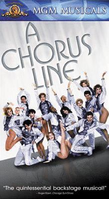 Cover image for A Chorus line, the movie