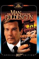 Cover image for The man with the golden gun