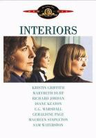 Cover image for Interiors