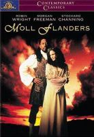 Cover image for Moll Flanders