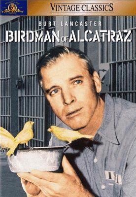 Cover image for Birdman of Alcatraz [videorecording DVD]