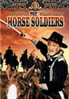 Cover image for The horse soldiers