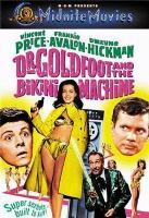 Cover image for Dr. Goldfoot and the bikini machine
