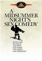 Cover image for A midsummer night's sex comedy