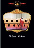 Cover image for Radio days