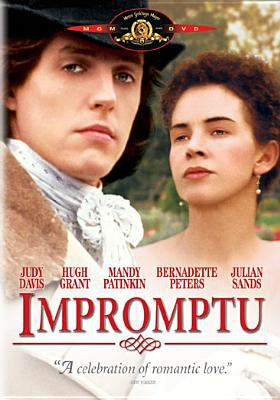 Cover image for Impromptu