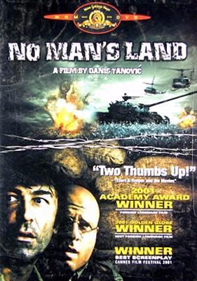 Cover image for No man's land