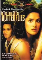 Cover image for In the time of the butterflies