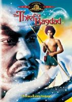 Cover image for The thief of Bagdad an Arabian fantasy