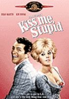 Cover image for Kiss me, stupid