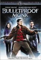 Cover image for Bulletproof monk