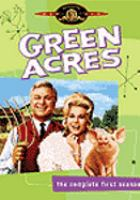 Cover image for Green acres. Season 1, Complete