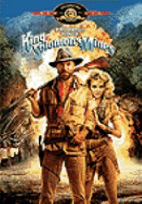 Cover image for King Solomon's mines (Richard Chamberlain version)