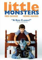 Cover image for Little monsters [videorecording DVD]