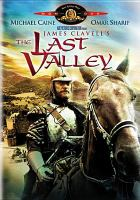 Cover image for The last valley