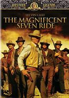 Cover image for The magnificent seven ride! [videorecording DVD]