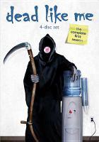 Cover image for Dead like me. Season 1, Disc 3