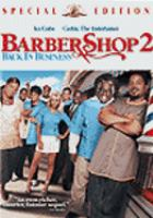 Cover image for Barber shop 2 back in business