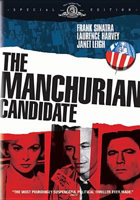 Cover image for The Manchurian candidate (Frank Sinatra version)