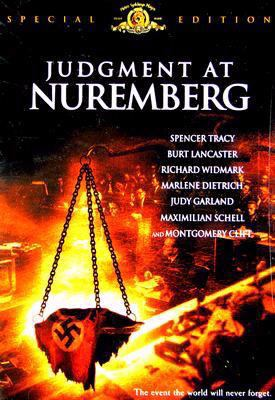 Cover image for Judgment at Nuremberg