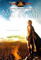 Cover image for Alexander the Great [videorecording DVD] (Richard Burton version)