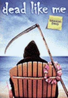 Imagen de portada para Dead like me. Season 2, Disc 1