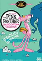 Cover image for The Pink Panther classic cartoon collection. Vol. 3 [videorecording DVD] : Frolics in the pink.