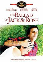 Cover image for The ballad of Jack and Rose