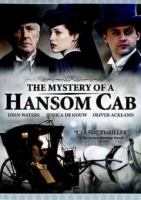 Cover image for The mystery of a hansom cab