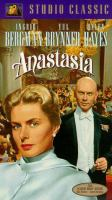 Imagen de portada para Anastasia (Ingrid Bergman version)