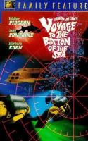 Cover image for Voyage to the bottom of the sea [videorecording DVD] : Fantastic voyage