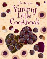 Imagen de portada para Yummy little cookbook