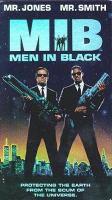 Cover image for Men in black