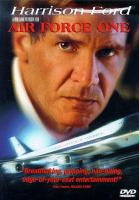 Cover image for Air Force One (Harrison Ford version)