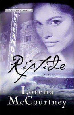 Cover image for Riptide, bk. 2 : Julesburg mysteries series
