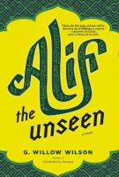 Cover image for Alif the unseen